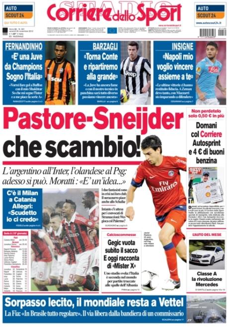 Corriere dello Sport 301112