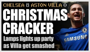 Chelsea-Aston Villa