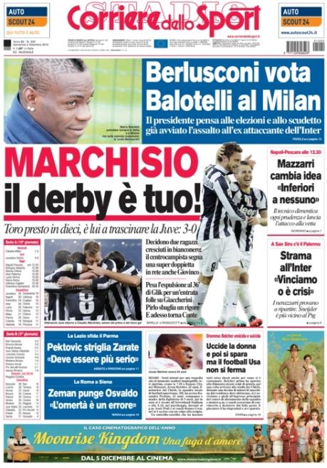 Corriere dello Sport 021212