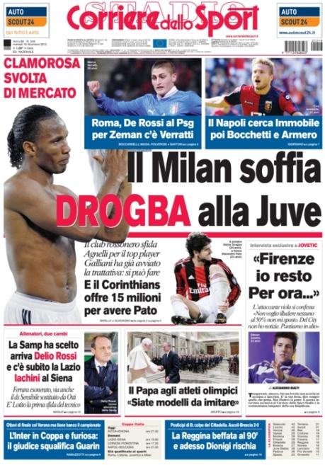 Corriere dello Sport 181212