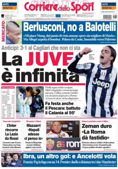 Corriere dello Sport 221212