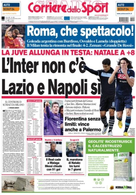 Corriere dello Sport 231212