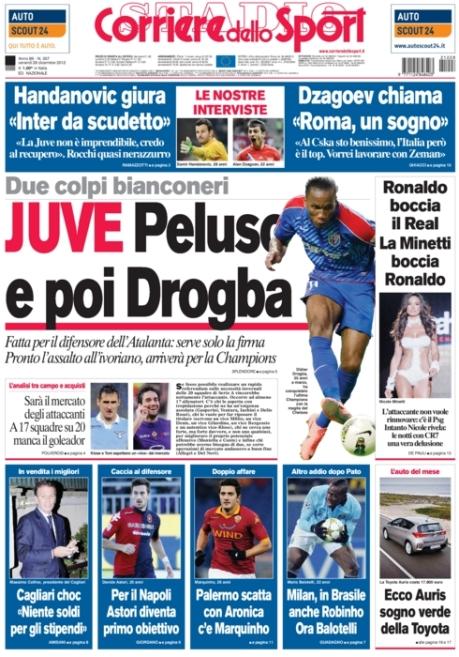 Corriere dello Sport 281212