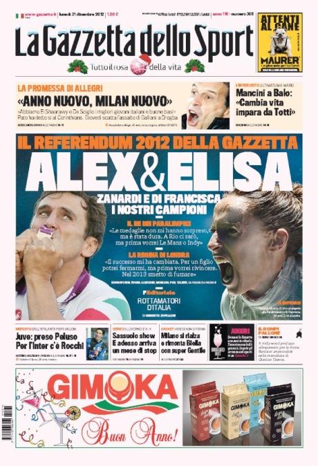 Gazzetta 311212