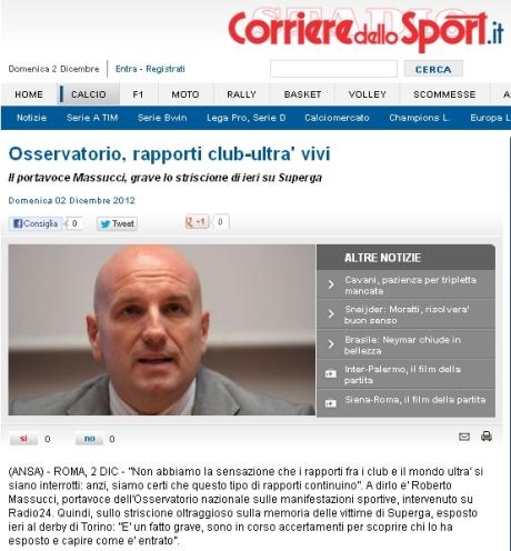 Itw Massucci 021212 - CorrieredelloSport it