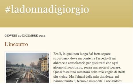 #ladonnadigiorgio