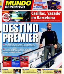 Mundo Deportivo 281212