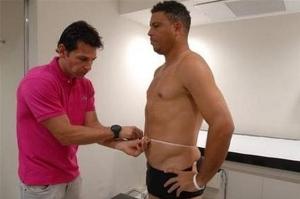 La dieta di Ronaldo: -20 kg in tre mesi