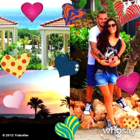 Sneijder vacanze 2