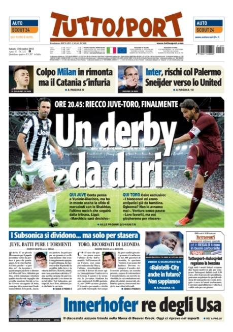 Tuttosport 010112