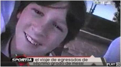 Viaje Messi