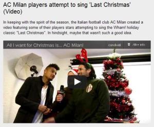 Video Milan