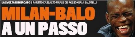 Balotelli Milan