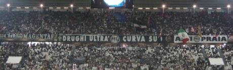Curva sud Juventus Stadium