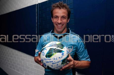 Del Piero hat trick