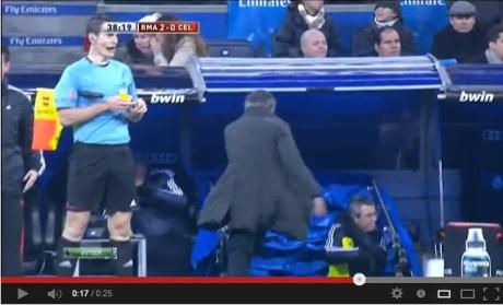 Furia Mourinho