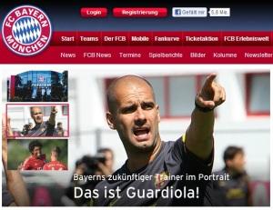 Guardiola Bayern