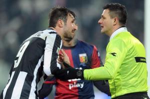 Guida contro la Juventus
