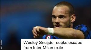 Sneijder BBC
