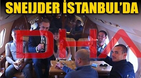Sneijder Istanbul 2