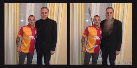 Sneijder Istanbul 4