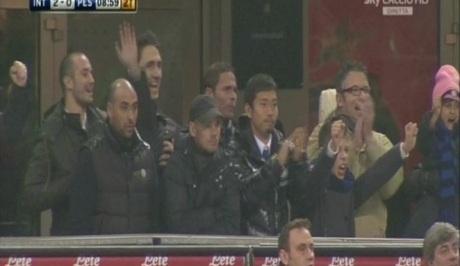 Sneijder non esulta 2