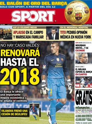 Sport 090113