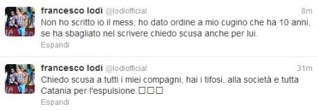 Tweet Lodi