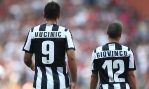 Vucinic Giovinco Juventus