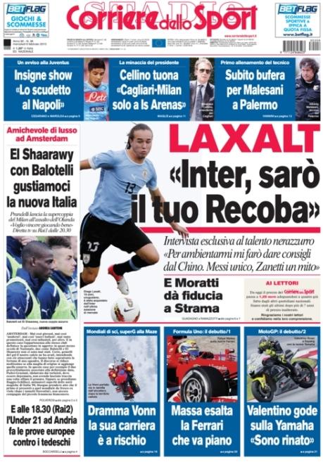 Corriere dello Sport 060213