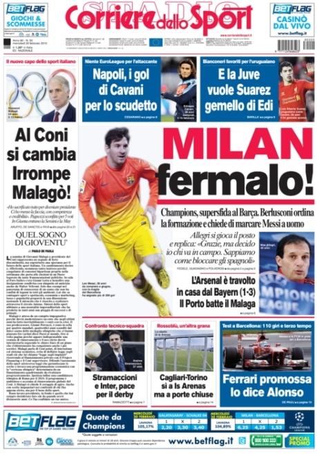 Corriere dello Sport 200213
