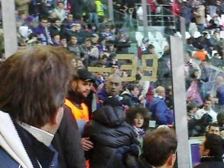 Tifosi Fiorentina Heysel