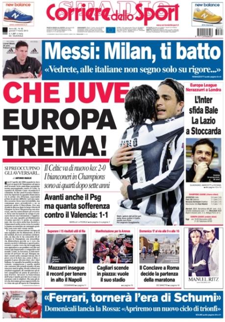 Corriere dello Sport 070313