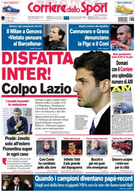 Corriere dello Sport 080313