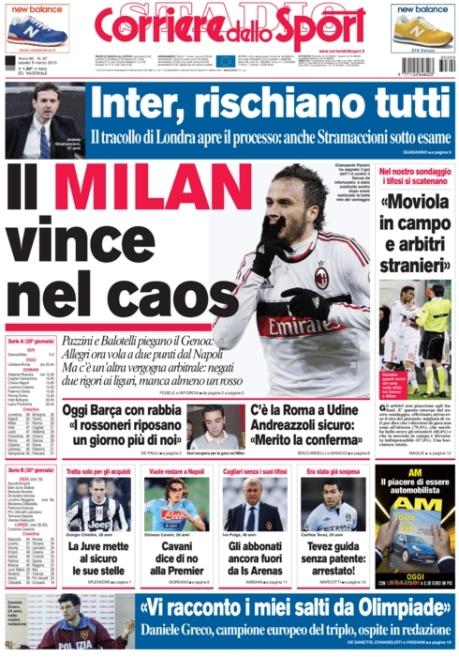 Corriere dello Sport 090313