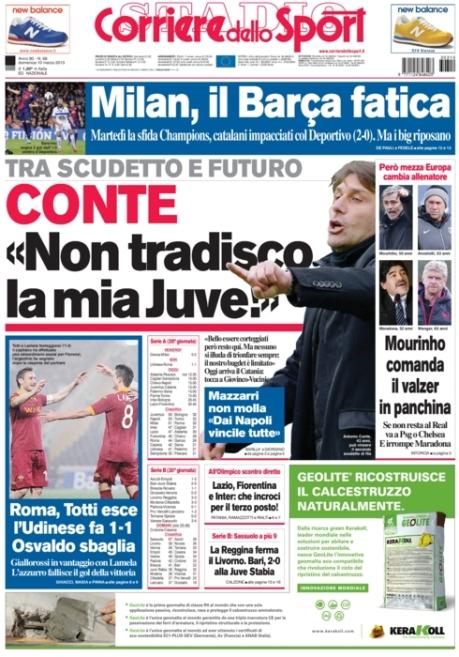Corriere dello Sport 100313