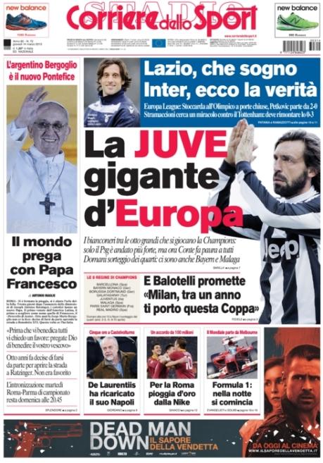 Corriere dello Sport 140313