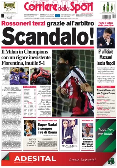 Corriere dello Sport 200513
