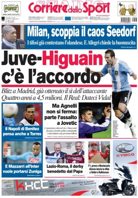 Corriere dello Sport 230513