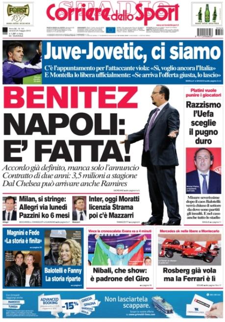Corriere dello Sport 240513