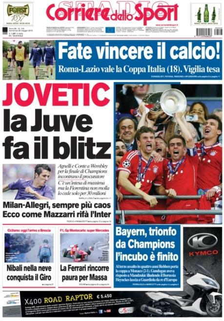 Corriere dello Sport 260513
