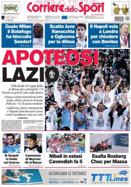 Corriere dello Sport 270513