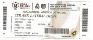 Finale Copa del Rey