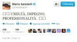 Balotelli Twitter