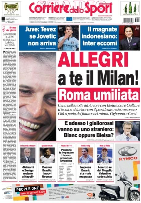 Corriere dello Sport 030613