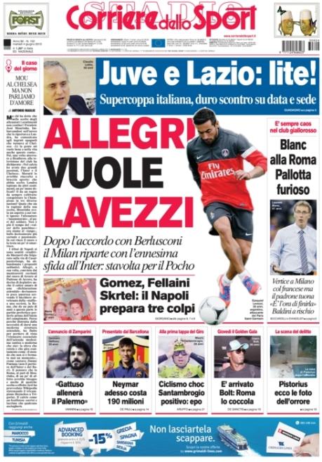 Corriere dello Sport 040613