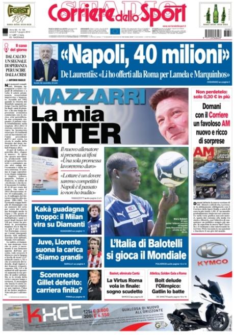 Corriere dello Sport 070606