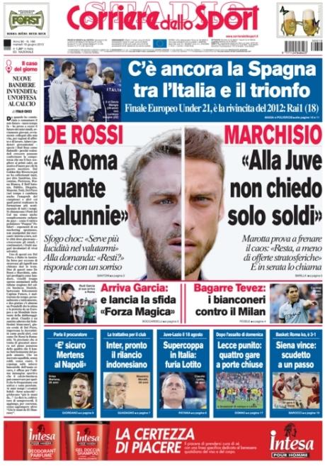 Corriere dello Sport 180613