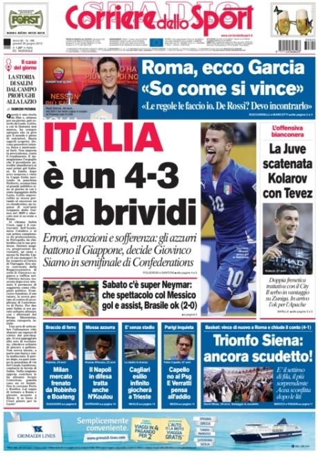 Corriere dello Sport 200613