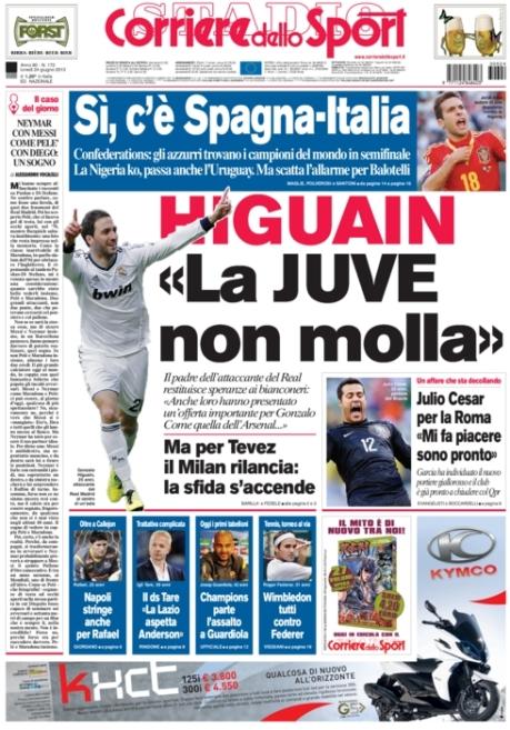 Corriere dello Sport 240613